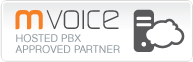 mVoice Hosted PBX Approved Partner